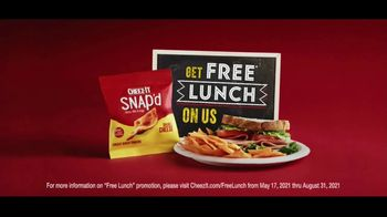 Cheez-It Snap'd TV Spot, 'Level Up Your Lunch' - Thumbnail 10