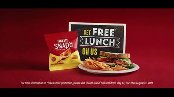 Cheez-It Snap'd TV Spot, 'Level Up Your Lunch' - Thumbnail 9
