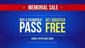 SeaWorld Memorial Sale TV Spot, 'Seven Seas Food Festival: BOGO' - Thumbnail 9
