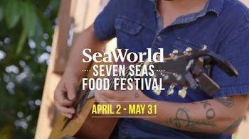 SeaWorld Memorial Sale TV Spot, 'Seven Seas Food Festival: BOGO' - Thumbnail 5