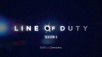 BritBox TV Spot, 'Line of Duty' - Thumbnail 10