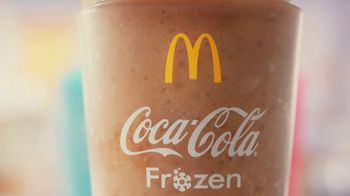 McDonald's TV Spot, 'Treat Yourself: Frozen Drinks and Soft Drinks' - Thumbnail 3