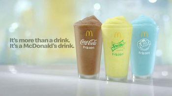 McDonald's TV Spot, 'Treat Yourself: Frozen Drinks and Soft Drinks' - Thumbnail 5