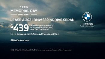 BMW Memorial Day Sales Event TV Spot, 'The Ultimate Sedan Collection' [T1] - Thumbnail 9