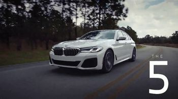 BMW Memorial Day Sales Event TV Spot, 'The Ultimate Sedan Collection' [T1] - Thumbnail 7