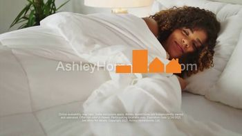 Ashley HomeStore Memorial Day Sale TV Spot, '0% Interest on Tempur-Pedic' - Thumbnail 9