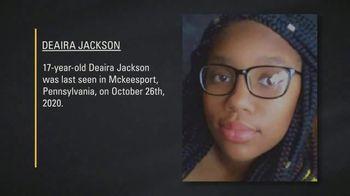 National Center for Missing & Exploited Children TV Spot, 'Deaira Jackson' - Thumbnail 5