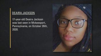 National Center for Missing & Exploited Children TV Spot, 'Deaira Jackson' - Thumbnail 6