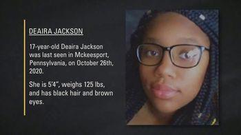 National Center for Missing & Exploited Children TV Spot, 'Deaira Jackson' - Thumbnail 8