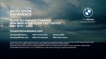 BMW Houston Auto Show Experience TV Spot, 'The Ultimate Sedan Collection' [T2] - Thumbnail 9