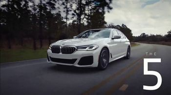 BMW Houston Auto Show Experience TV Spot, 'The Ultimate Sedan Collection' [T2] - Thumbnail 7