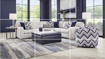 Rooms to Go Memorial Day Sale TV Spot, 'Refresh Your Home: Sectional, Living Room and Dining Room'