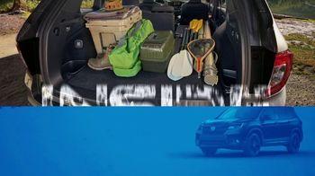 Honda TV Spot, 'Inside and Outside: Adventure Ready' [T1] - Thumbnail 1