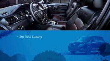Honda TV Spot, 'Inside and Outside: Adventure Ready' [T1] - Thumbnail 2