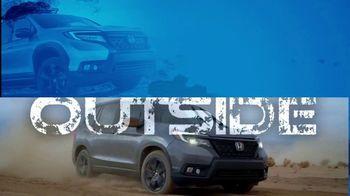 Honda TV Spot, 'Inside and Outside: Adventure Ready' [T1] - Thumbnail 4