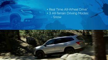 Honda TV Spot, 'Inside and Outside: Adventure Ready' [T1] - Thumbnail 5