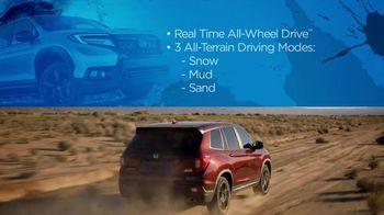 Honda TV Spot, 'Inside and Outside: Adventure Ready' [T1] - Thumbnail 6