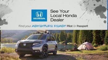 Honda TV Spot, 'Inside and Outside: Adventure Ready' [T1] - Thumbnail 8