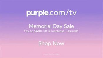 Purple Mattress Memorial Day Sale TV Spot, 'Try It' - Thumbnail 10