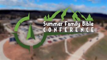 Andrew Wommack Ministries TV Spot, '2021 Summer Family Bible Conference: Teaching and Revelation'