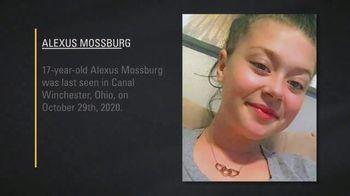 National Center for Missing & Exploited Children TV Spot, 'Alexus Mossburg' - Thumbnail 3