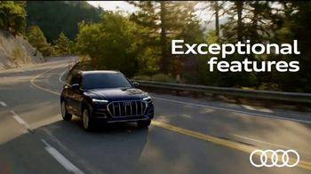 2021 Audi Q5 TV Spot, 'Exceptional Features' [T2] - Thumbnail 4