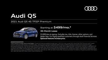 2021 Audi Q5 TV Spot, 'Exceptional Features' [T2] - Thumbnail 7