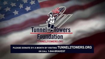 Stephen Siller Tunnel to Towers Foundation TV Spot, 'Chris Ryan' - Thumbnail 9