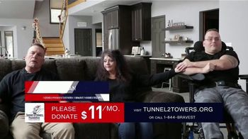Stephen Siller Tunnel to Towers Foundation TV Spot, 'Chris Ryan' - Thumbnail 1