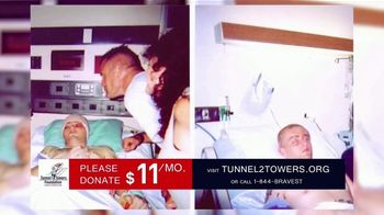 Stephen Siller Tunnel to Towers Foundation TV Spot, 'Chris Ryan' - Thumbnail 2