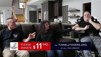 Stephen Siller Tunnel to Towers Foundation TV Spot, 'Chris Ryan' - Thumbnail 3
