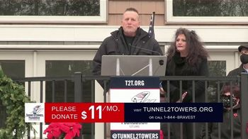 Stephen Siller Tunnel to Towers Foundation TV Spot, 'Chris Ryan' - Thumbnail 5