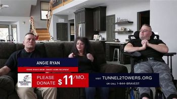 Stephen Siller Tunnel to Towers Foundation TV Spot, 'Chris Ryan' - Thumbnail 7