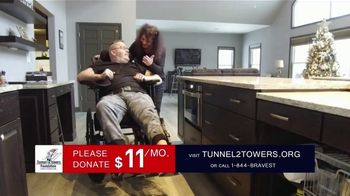 Stephen Siller Tunnel to Towers Foundation TV Spot, 'Chris Ryan' - Thumbnail 8