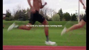 On TV Spot, 'The Birth of a World-Class Running Team' - Thumbnail 7