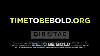 Time To Be Bold TV Spot, 'Living With Low Vision' - Thumbnail 10