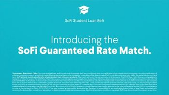 SoFi TV Spot, '2021 Student Loan Refinancing: Rate Match Guarantee' Song by Nappy Roots - Thumbnail 3
