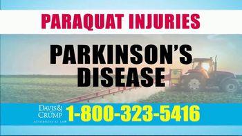 Davis & Crump, P.C. TV Spot, 'Paraquat Injuries' - Thumbnail 2