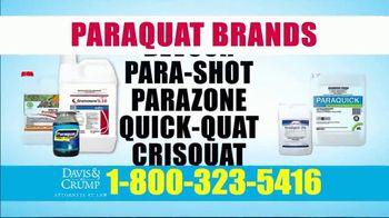 Davis & Crump, P.C. TV Spot, 'Paraquat Injuries' - Thumbnail 3
