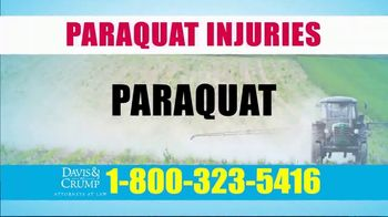 Davis & Crump, P.C. TV Spot, 'Paraquat Injuries' - Thumbnail 4