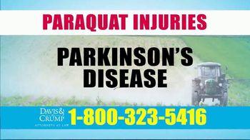 Davis & Crump, P.C. TV Spot, 'Paraquat Injuries' - Thumbnail 5