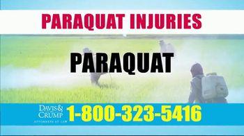 Davis & Crump, P.C. TV Spot, 'Paraquat Injuries' - Thumbnail 7