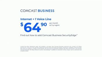 Comcast Business TV Spot, 'Ready For the Day: $500 Card' - Thumbnail 8