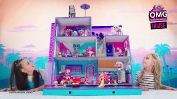 L.O.L. Surprise! O.M.G. House TV Spot, 'Let's Move In'