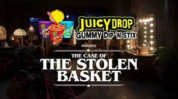 Juicy Drop Gummy Dip 'N Stix TV Spot, 'Nickelodeon: The Stolen Basket' - Thumbnail 1