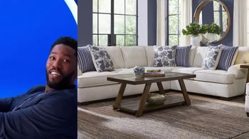 Rooms to Go 30th Anniversary Sale TV Spot, 'Highland Lakes Two Piece Sectional: $988' Song by Junior Senior - 9 commercial airings