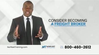 Norfleet Transportation TV Spot, 'Freight Broker Training' - Thumbnail 1
