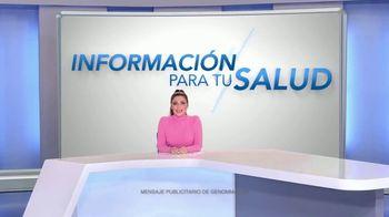 Genomma Lab Internacional TV Spot, 'Radiación' con Chiqui Delgado [Spanish] - 151 commercial airings