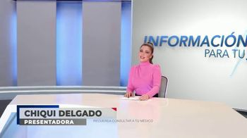 Genomma Lab Internacional TV Spot, 'Radiación' con Chiqui Delgado [Spanish] - Thumbnail 4