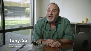 Force Factor Forebrain TV Spot, 'Tony: Walmart' - Thumbnail 1